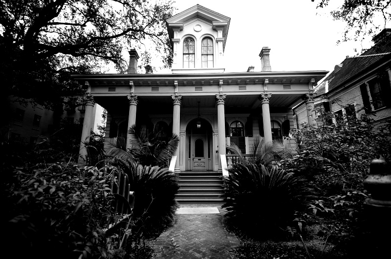 Yet Another New Orleans House..